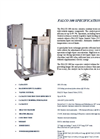 FALCO - Model 300 - Catalytic Oxidizer Brochure