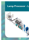 Model 600 - Lamp Processors Crushes Brochure
