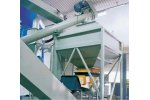 Large Lamp Crusher & Sieve Plant