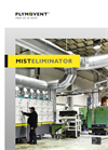 MistEliminator Modular Filter System for Effective Removal of Oil Mist Brochure