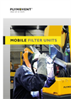 Mobile Filter Units: A flexible solution for source extraction of welding fumes (Brochure)