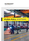 Push-Pull System: Taking control of welding and cutting fumes (Brochure)