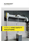 SHIELD fire safety solutions: Fire risk under control in welding fume extraction systems (Brochure)