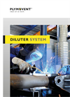 Diluter system: Prevent accumulation of welding fumes in your workshop (Brochure)