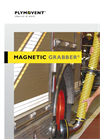 Magnetic Grabber Vehicle Exhaust Removal Device Brochure