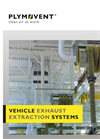 Plymovent Vehicle Exhaust Removal Systems