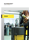 PHV Portable High-Vacuum Dust and Fume Filter/Collector Brochure