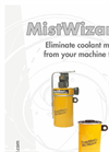 MistWizard Oil Mist Filters Brochure