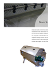 Model RS - Drum Screen Datasheet