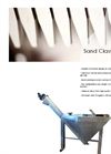 Model SA - Sand Classifier - Brochure
