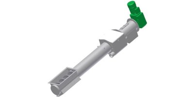 Mellegard & Naij - Model WP - Wash Screw for Screenings and Wet Waste