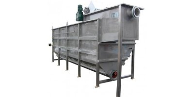 Mellegard & Naij - Model CU - Combi Unit Mechanical Pre-Treatment System for Wastewater Treatment