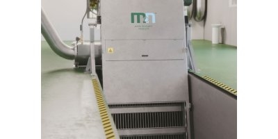 Mellegard & Naij - Model MR - Multi Rake for Separation of Debris & Rubbish from Water