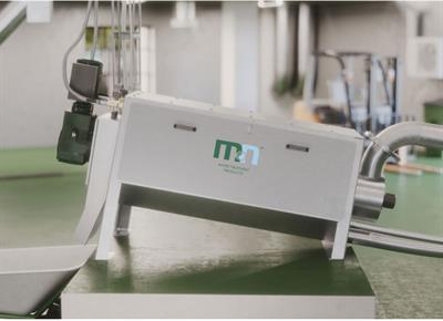 Mellegard & Naij - Model QS - Screw Disc Press