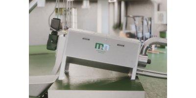 Mellegard & Naij - Model QS - Disc Press Self Cleaning Screw Press Dehydrator for Sludge Dewatering
