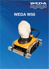 Model W50 - Swimming Pool Cleaner - Brochure