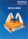 Weda B600 Swimming Pool Cleaner - Brochure