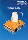Model B680 - Swimming Pool Cleaner Brochure