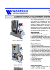 LabDELTA Batch - Skid-Mounted pH Adjustment System - Brochure