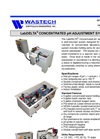 LabDELTA - Concentrated pH Adjustment System - Brochure
