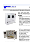 Chemical Collection Cabinets - Brochure