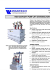 High Capacity Pump Lift Stations (HCPLS) - Brochure