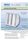 Extended Surface Filter R-1/ES3 Brochure
