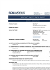Soiltac Safety Data Sheets