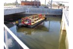 Automated solutions for the power plant inlet water dredging