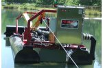 Automated solutions for the municipal sludge recycling using dredges