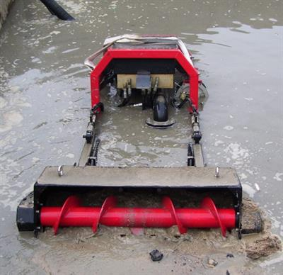 Mud Cat - Model SRD-6E - ROV Dredges