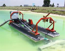 Mud Cat - Model 40E - Electric Auger Dredges