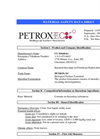 Petrox - Model EC - Rapid Bioremediation- Brochure