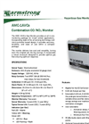 AMC-1AVCs Combination CO/NO2 Monitor Specification Brochure