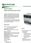 AMC - Model 1A Series - Single or Dual Channel Gas Monitor - Specification Brochure
