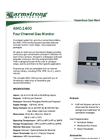 AMC - Model 1400 - Four Channel Gas Monitor - Specification Brochure