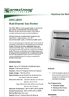 AMC - Model 1800 Series - Multi Channel Gas Monitor - Specification Brochure