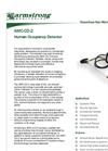 AMC - Model  CD-2 Series - Human Occupancy Detector - Specification Brochure