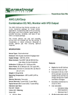 AMC - Model 1AVCsvp - Standalone CO/NO2 Monitor with ECM Fan Output - Specification Brochure