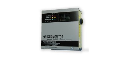AMC - Model 1ACOsv - Standalone Carbon Monoxide Monitor with VFD Output