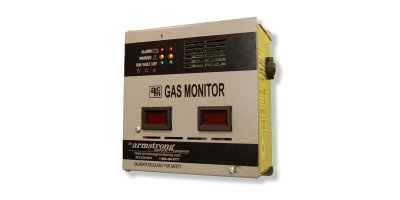 AMC - Model 1A Series - Single or Dual Channel Gas Monitor