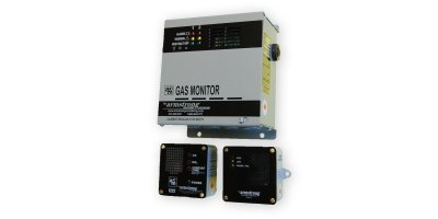 AMC - Model 1AD/122X Series - Multi-Sensor Monitoring Systems