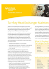 Veolia ES - IS Turnkey Heat Exchanger Maintenance (PDF 2.3 MB)