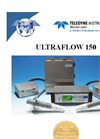 Model UltraFlow 150 - Ultrasonic Gas Flow & Temperature Monitor Brochure