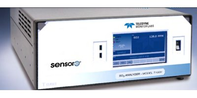 Teledyne - Model T100H - High Range UV Fluorescence SO2 Analyzer