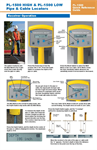 SSI - Model PL-1500 Series - Lightweight, Compact Pipe and Cable Locator - Owners Manual
