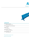 Model VSS 100 - Vacuum Suction Units and Slide Valves Brochure