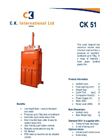 CK - 51 - Small Footprint Baler – Brochure