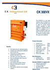 CK - 300VX - Low Height Baler – Brochure