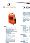 CK - 500W - Mill Sized Balers – Brochure